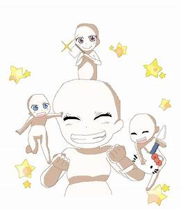 Stars Base - BALD - by Anime-Base-Creator on DeviantArt