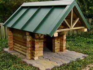 Designer doghouses built for comfort diy for Diy outdoor dog house