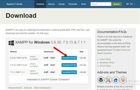 install wordpress offline  pc  xampp