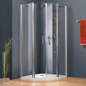 acces d39angle arrondi style portes de douche battantes With portes douche battantes