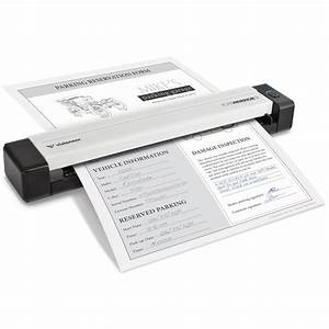 amazoncom visioneer roadwarrior 3 color document scanner With scan document mac