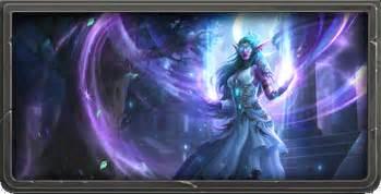 Illidan Stormrage Deck by Tyrande Whisperwind Hearthstone Heroes Of Warcraft Wiki