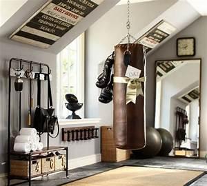 Fitnessraum Zu Hause : die besten 25 fitnessraum ideen auf pinterest keller fitnessraum fitnessstudio zu hause und ~ Sanjose-hotels-ca.com Haus und Dekorationen