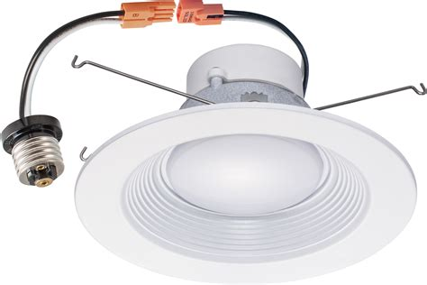 5 inch led recessed light retrofit downlight trim 5 6 inch 16w led recessed dimmable retrofit