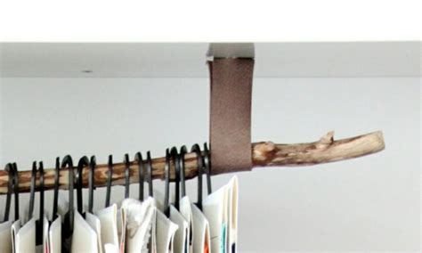 Kleiderstange Für Wand  24 Originelle Modelle Archzinenet