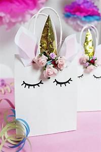 Geschenk Für Gastgeber : diy einhorn geschenk t ten selber machen schnelle einhorn party deko unicornio unicornios y ~ Sanjose-hotels-ca.com Haus und Dekorationen