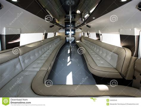 int 233 rieur de luxe de voiture de partie photo libre de droits image 34932545