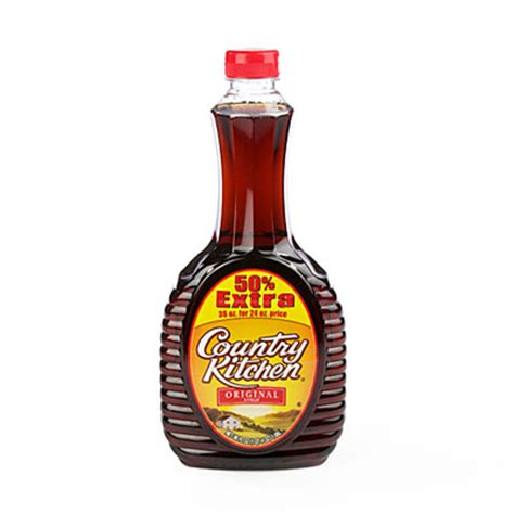 country kitchen syrup country kitchen 174 original syrup 36 oz big lots 2904