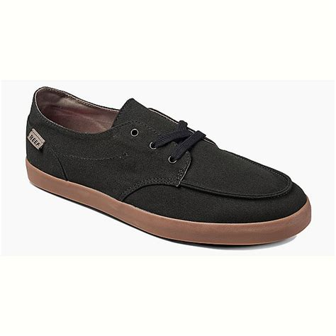 Reef Deckhand 2 Black by Reef Deck 2 Mens Shoes 2017