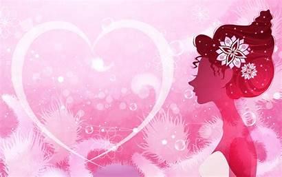 Girly Wallpapers Extraordinary Pink Heart Hearts Rosa