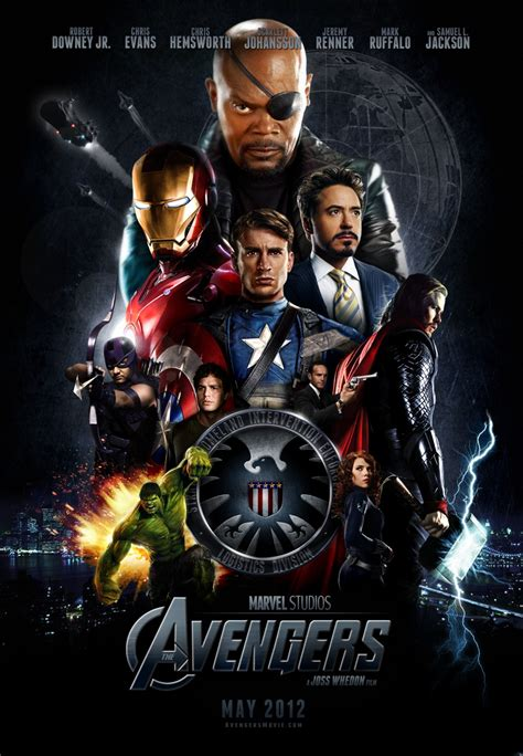 The Avengers Movie Mb Dvd Rip All In One