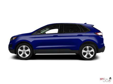 2015 Ford Edge Exterior Colors