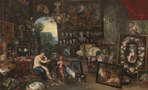 microsoft cofounder paul  allen private art collection