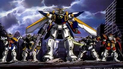 Gundam Wing Endless Wallpapers Waltz Zero Background