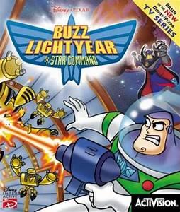 Disneypixaru002639s Buzz Lightyear Of Star Command Game