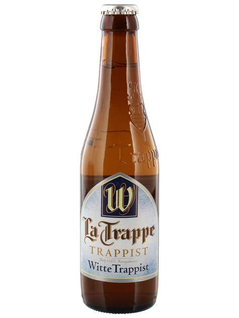 witte trappist la trappe witte trappist witbier brewcomer