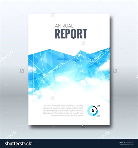 business page template report cover page template word high quality templates