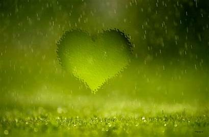 Rain Wallpapers Rainy Quotes Heart Grass Quotations