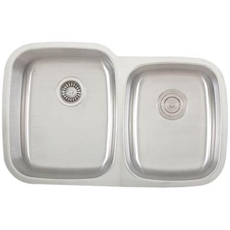 ticor kitchen sinks ticor s305 undermount stainless steel bowl kitchen 2734