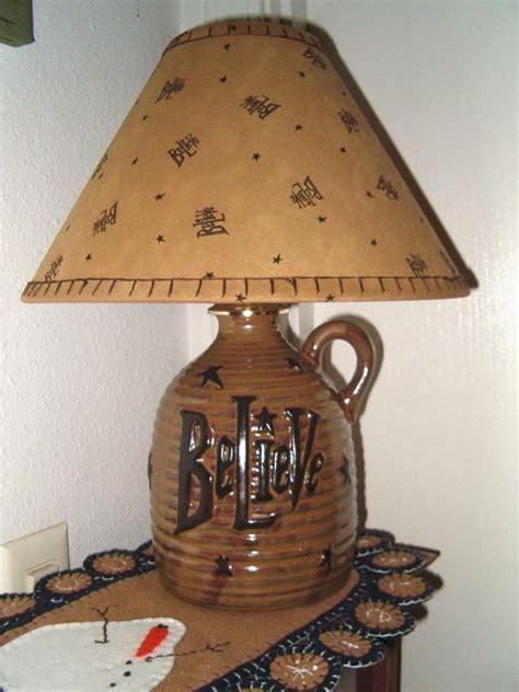 primitive lamp  lamps country primitive