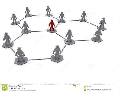 organisation network diagram royalty  stock