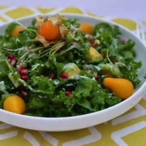 Fruchtiger Schafgarben Salat VeganBlatt
