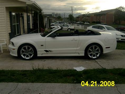 Ford Mustang Saleen Convertible