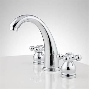 Norton, Widespread, Bathroom, Faucet, With, Pop-up, Drain