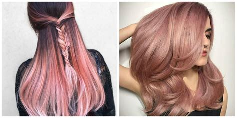 gold hair color trend hair color trends 2019 top trendy colors of hair fashion 2019