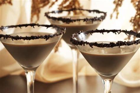 Chocolate Dessert Cocktail