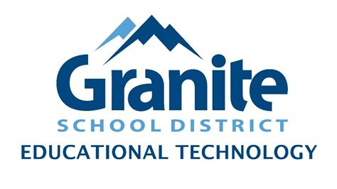 granite educational technology department