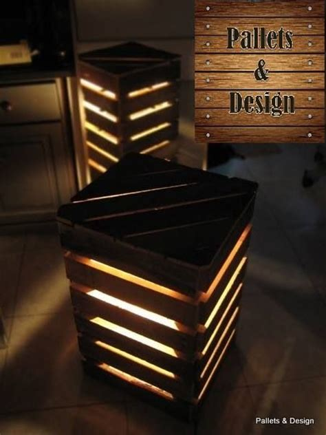 night stand light wood woodworking projects plans