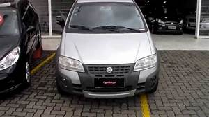Fiat Idea Adventure 1 8 8v  Flex  4p - 2008