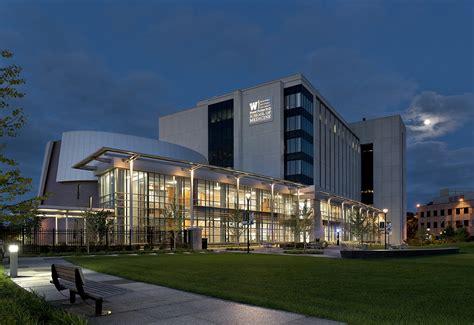 michigan university western campus medicine stryker homer kalamazoo upjohn mi state center collaborative usa modern clayton magazine lakeview discovery science