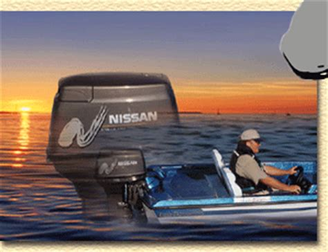 Click Here To Visit The Nissan Marine Website