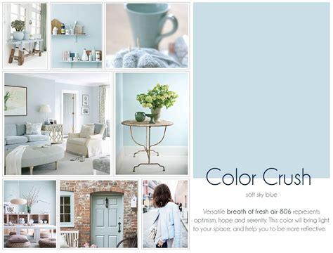 color crush breathe of fresh air lightblue stylyze benjaminmoore stylyze blog