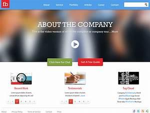 Freebie Web Designs On Behance