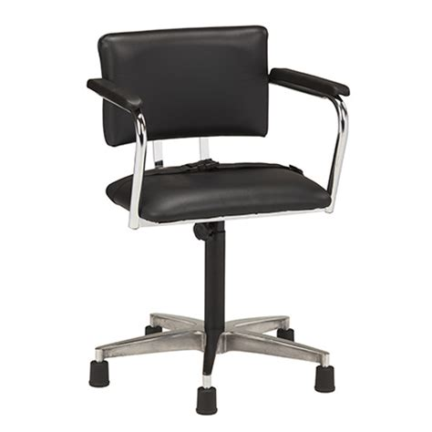 low size adjustable height whirlpool chair without casters