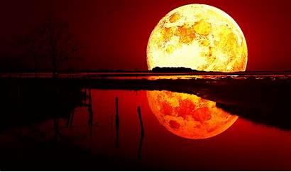 Moon Blood Wallpapers 2k 4k Uhd Backgrounds