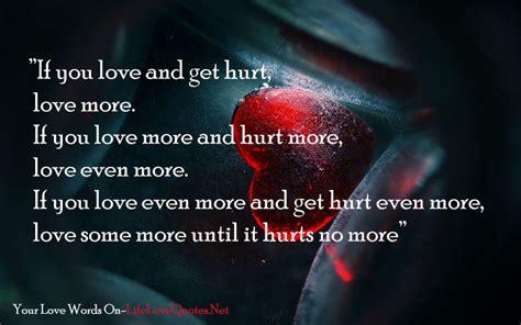 love   hurt love    love