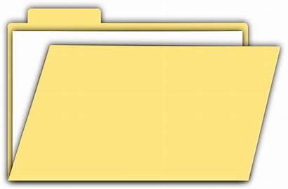 Folder Sample Clipart
