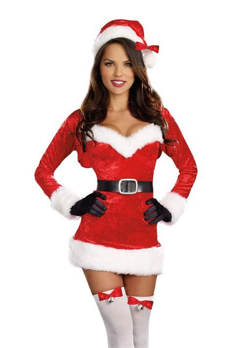 where can i buy a santa dress attractive santa claus costume on fashionexprez