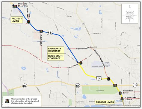 Us Route 14 Reconstruction