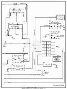 Ariens 996126  020000 -   Contractor 2wd  Subaru Eh65 Parts Diagram For Wiring Diagram