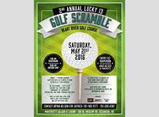 Maverick's 2nd Annual Lucky 13 Golf Scramble — Blue Hawk