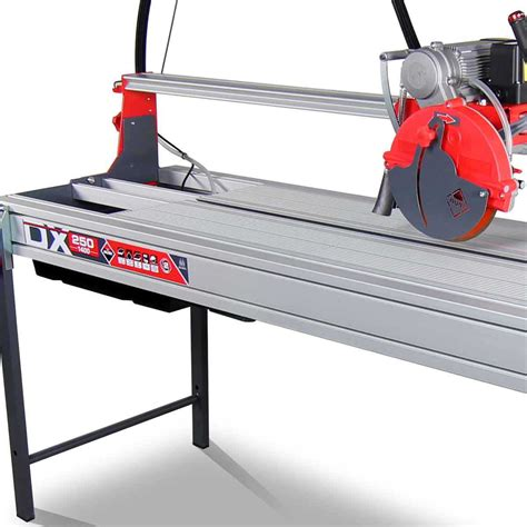 rubi tile saw accessories rubi dx250 1400 59 quot tile saw with laser contractors direct