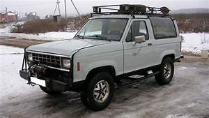 1990 Ford Bronco II SUV Specifications, Pictures, Prices