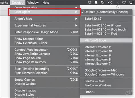 edge agent user change string explorer internet firefox microsoft opera safari chrome conclusion