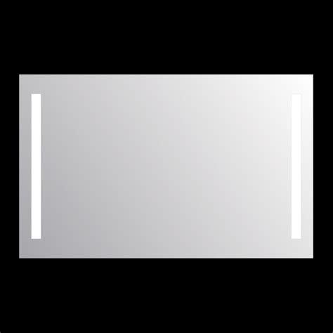 miroir led salle de bain visio 120 miroir r 233 tro 233 clair 233