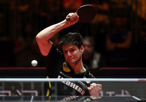 Hugo calderano vs dimitrij ovtcharov. Tischtennis-WM in Düsseldorf: Dimitrij Ovtcharov verliert ...